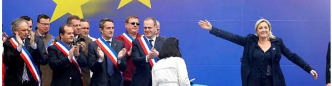 Comment les Américains voient le vote FN français aux Européennes