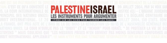 Israël-Palestine : les arguments pour contrer les lieux communs