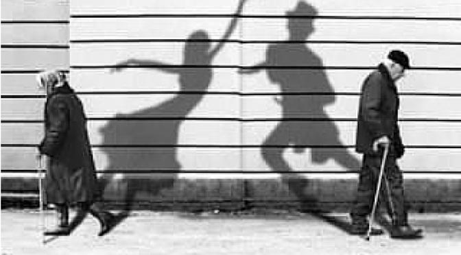 Ombres dansantes