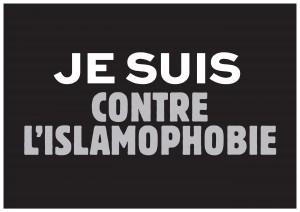 Je suis contre l'islamophobie et l'obscurantisme - Page 1