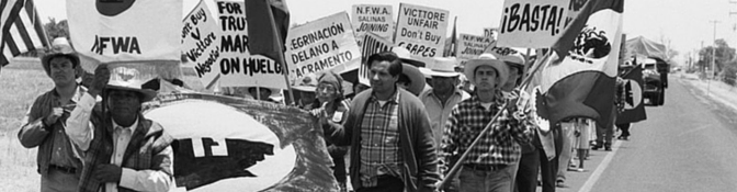 Cesar Chavez & la lutte non-violente