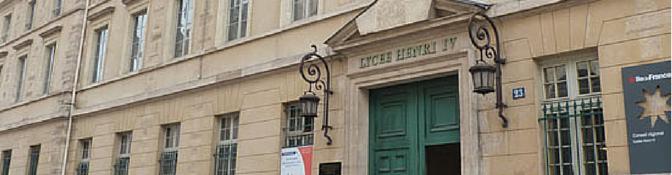 Lycée Henri 4