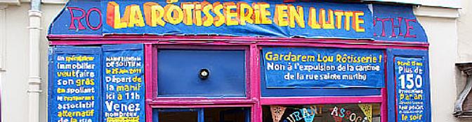 La Rôtisserie, Paris