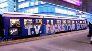 TV fucks your brain