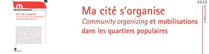 Le community organizing en France : quel projet politique ?