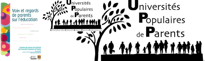 La démarche des Universités populaires de parents (UPP)